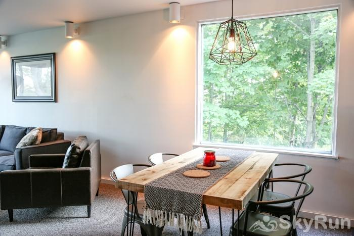 16 Village Run Dining Area with Bright Window