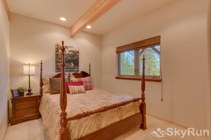 Northstar Conifer Luxury Home Guest Bedroom 3 (lower level)