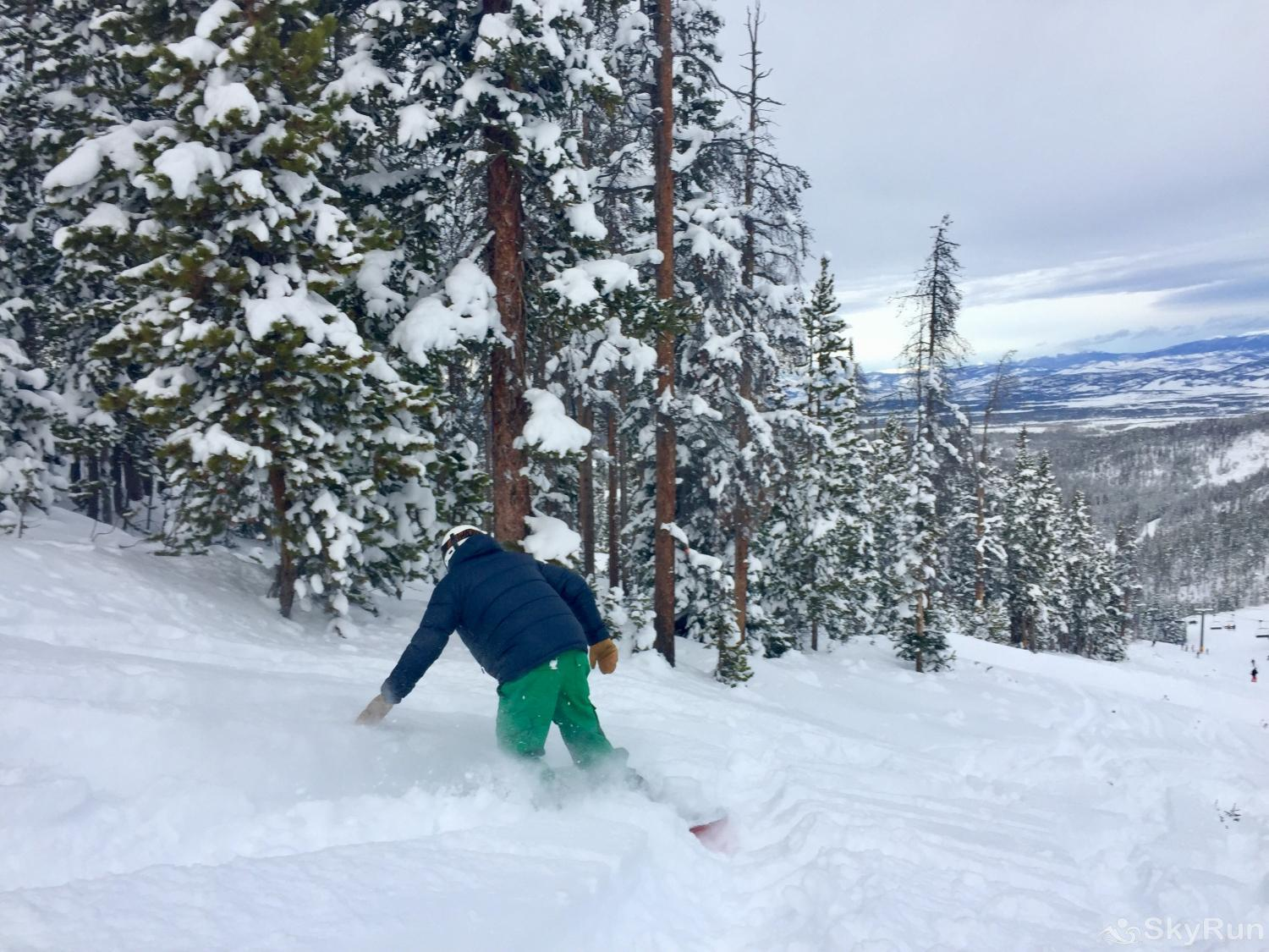 Mountain Terrace Free Shuttle to Winter Park Resort