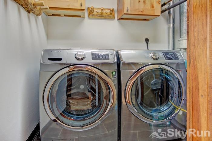 Trollhagen 5 Private in-home washer and dryer