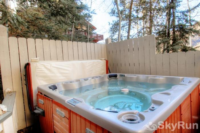 1717 Geneva Drive W Hot Tub