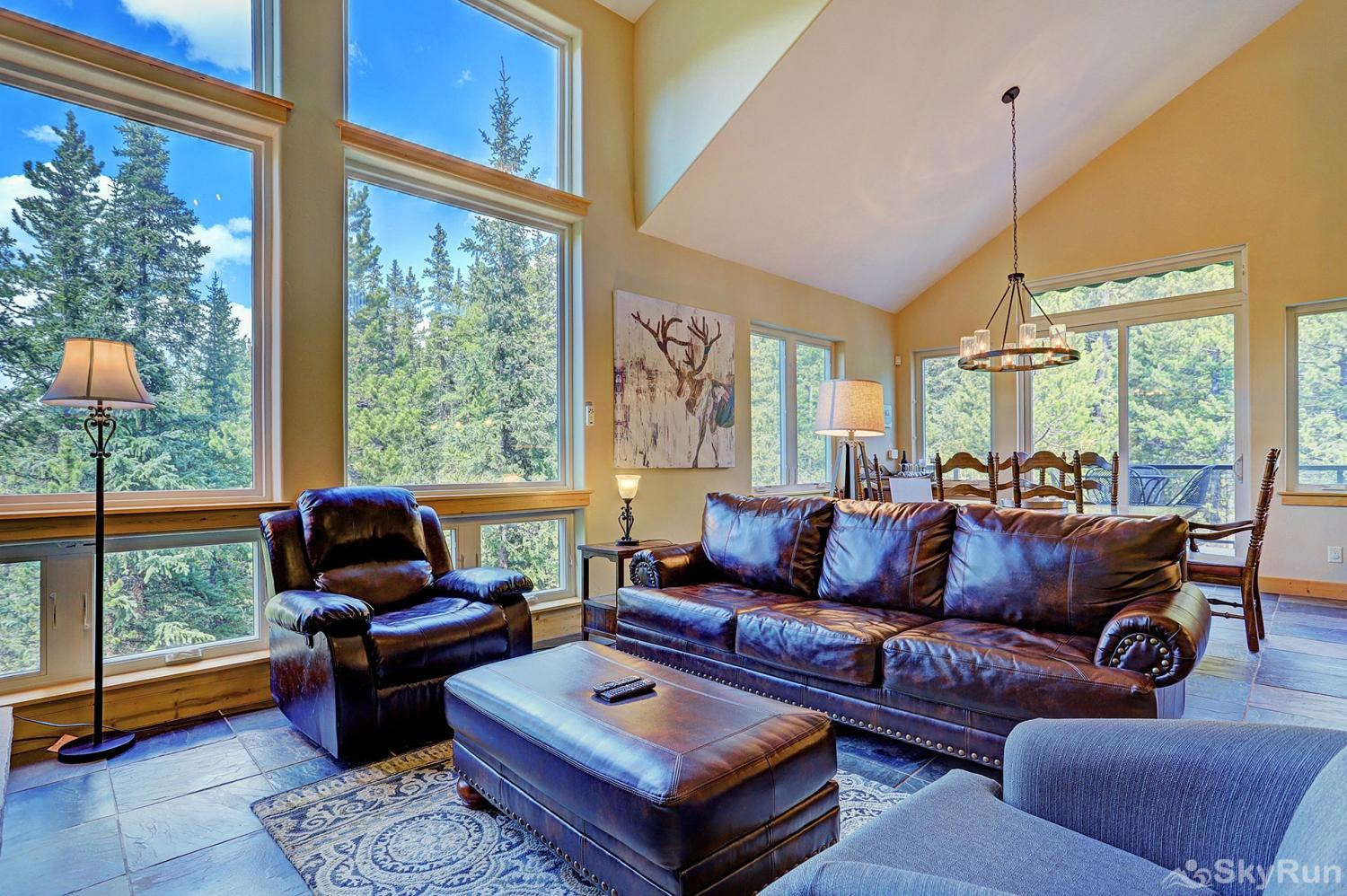 Twin Creek Lodge Gorgeous mountain getaway with stunning views!
