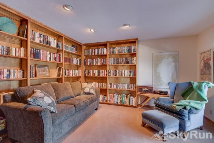 Homewood Classic Estate Library/BD 5 - Ground Level