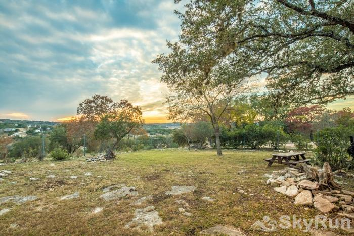 LAKESIDE OVERLOOK Have a Family Picnic While Looking Out at the Hill Country