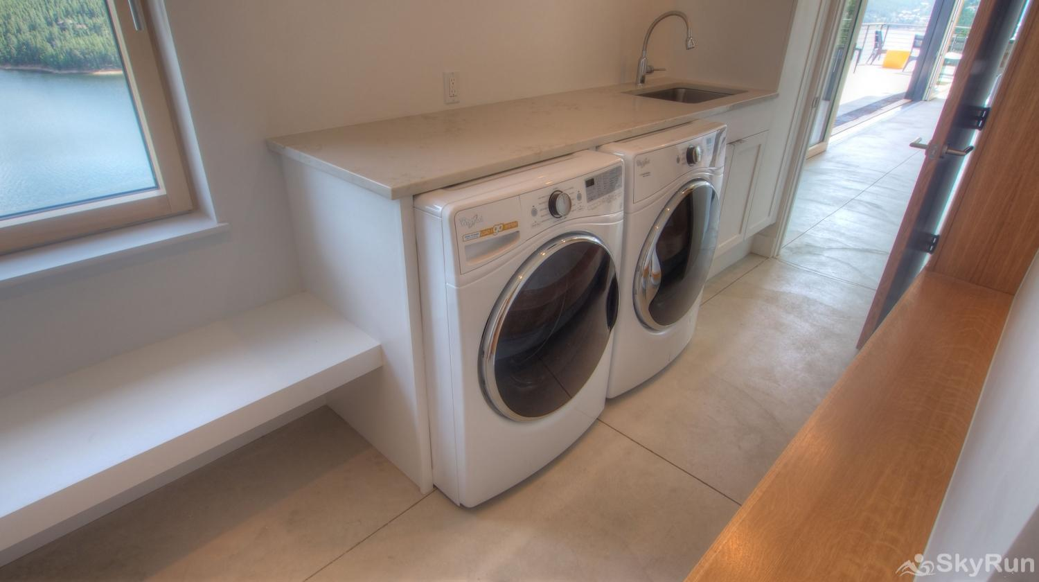 Timberline Haus Washer & Dryer