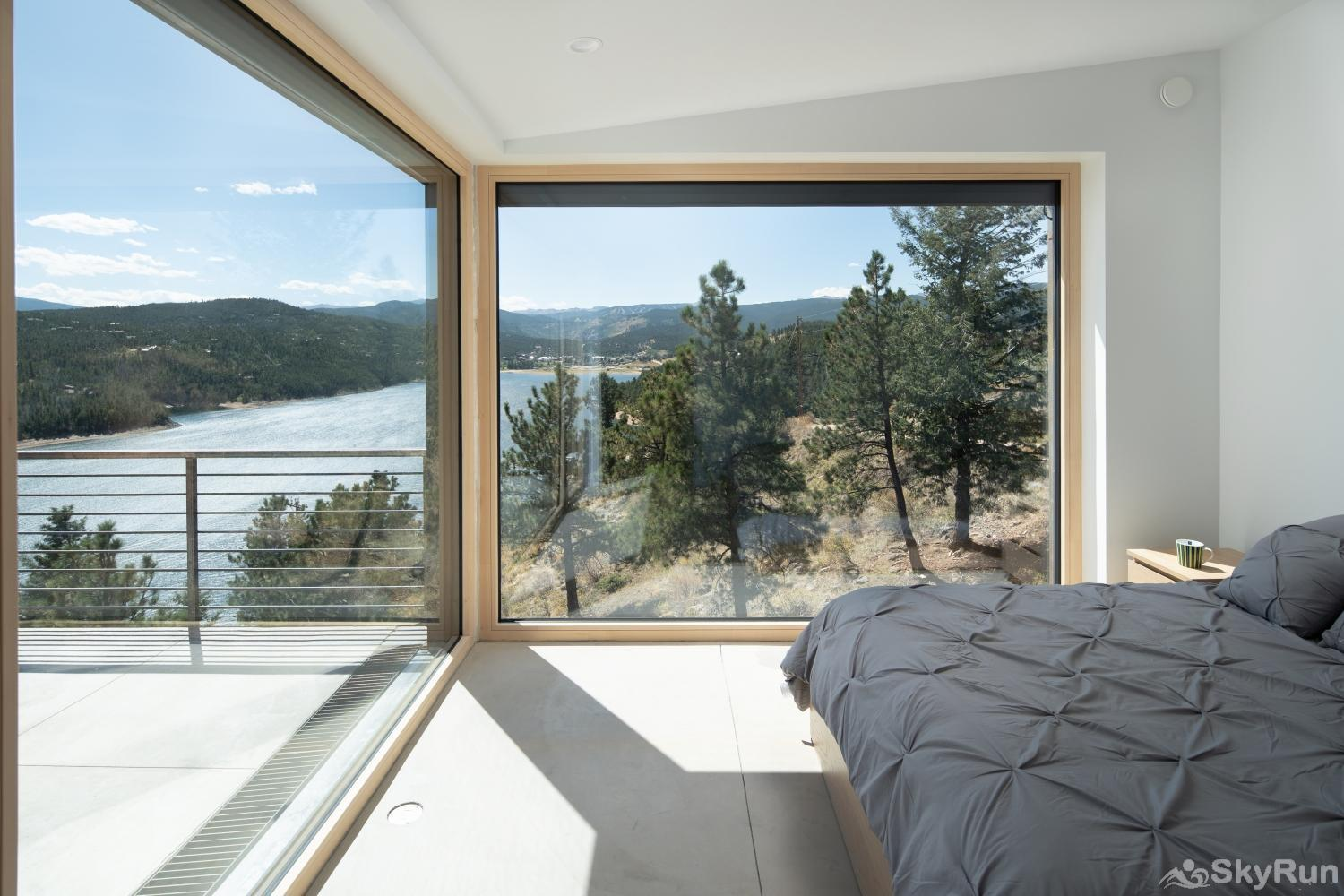Timberline Haus Master Bedroom View