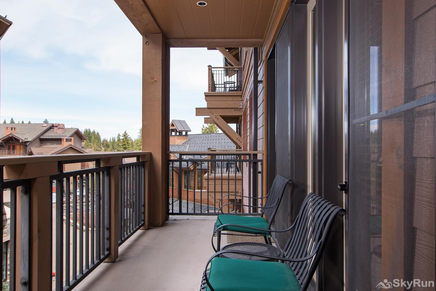 Catamount 306 - In the Heart of Northstar Resort Outdoor Covered Balcony