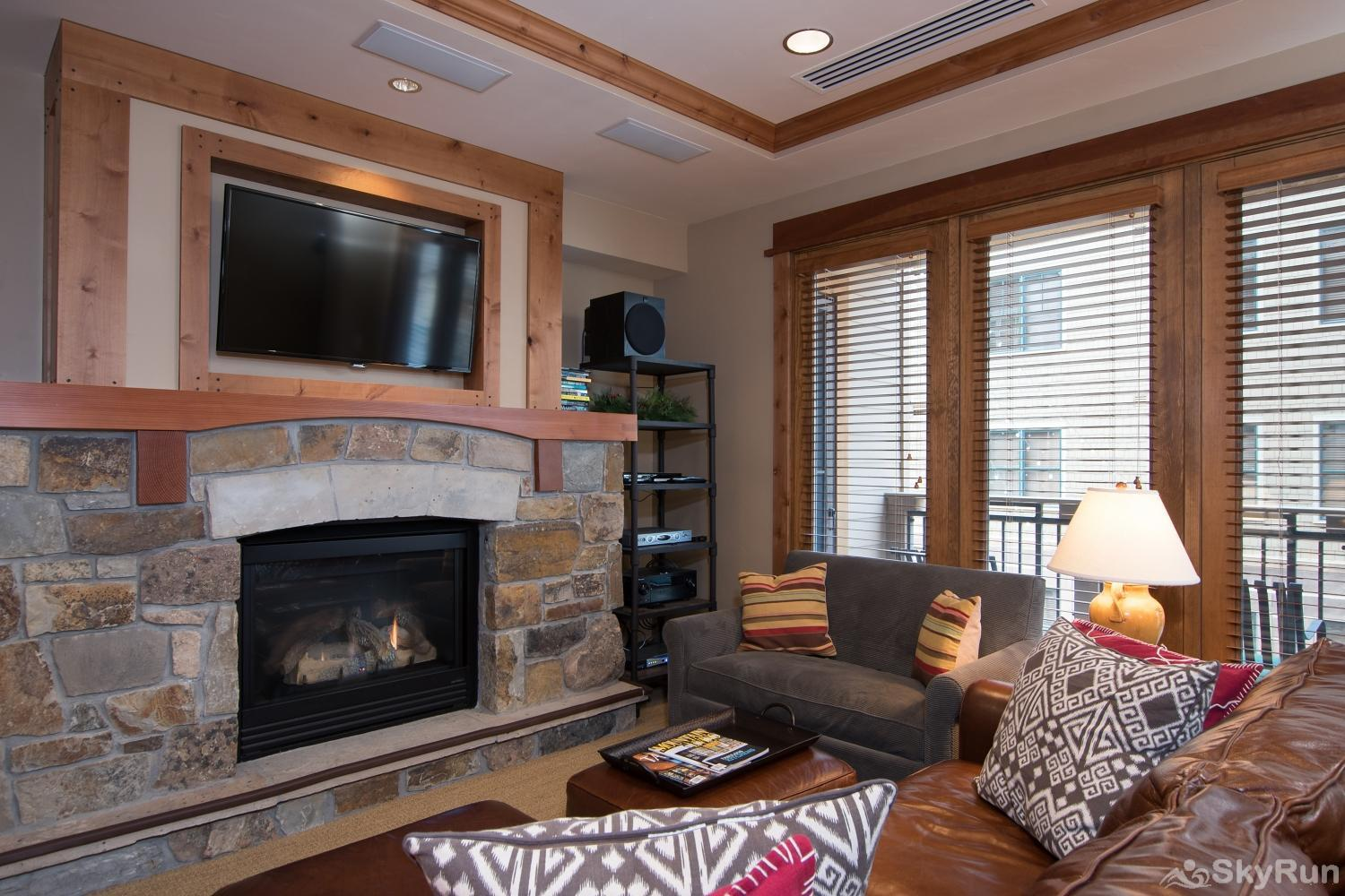 Catamount 306 - In the Heart of Northstar Resort Living Room