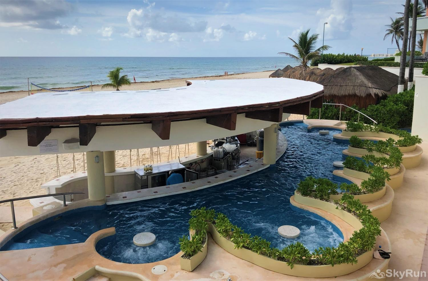 Best Beachfront Private Villa , 4Bdr | Omni Cancun Hotel and Villas PRME location Resort Kinich Villa 33 One of 4 pools!