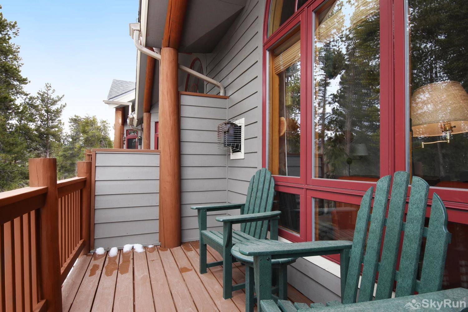 Elk Ridge Retreat Breathe in that fresh mountain air while enjoying the serenity of 3 private decks