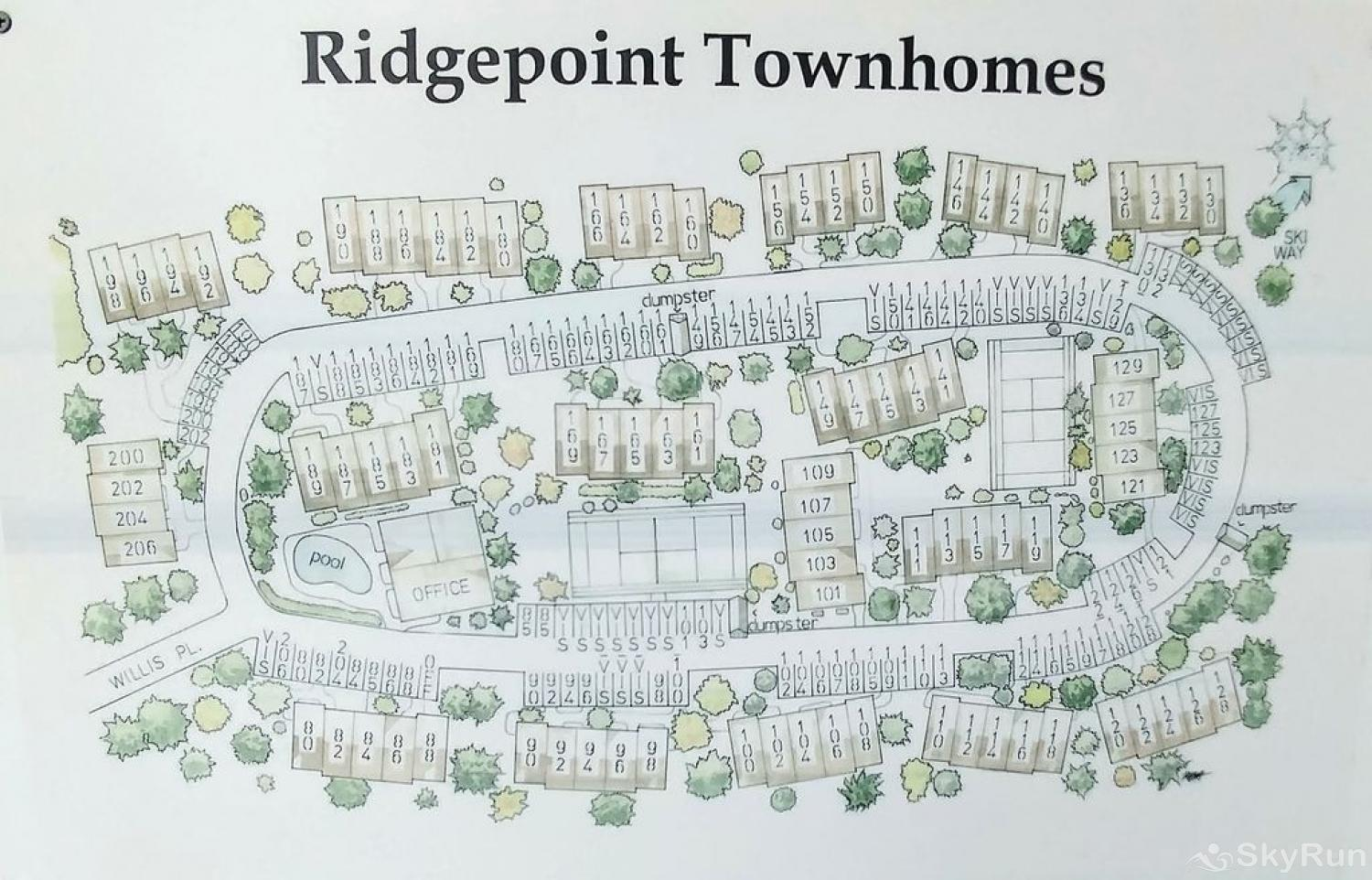 82 Ridgepoint Ridgepoint color map