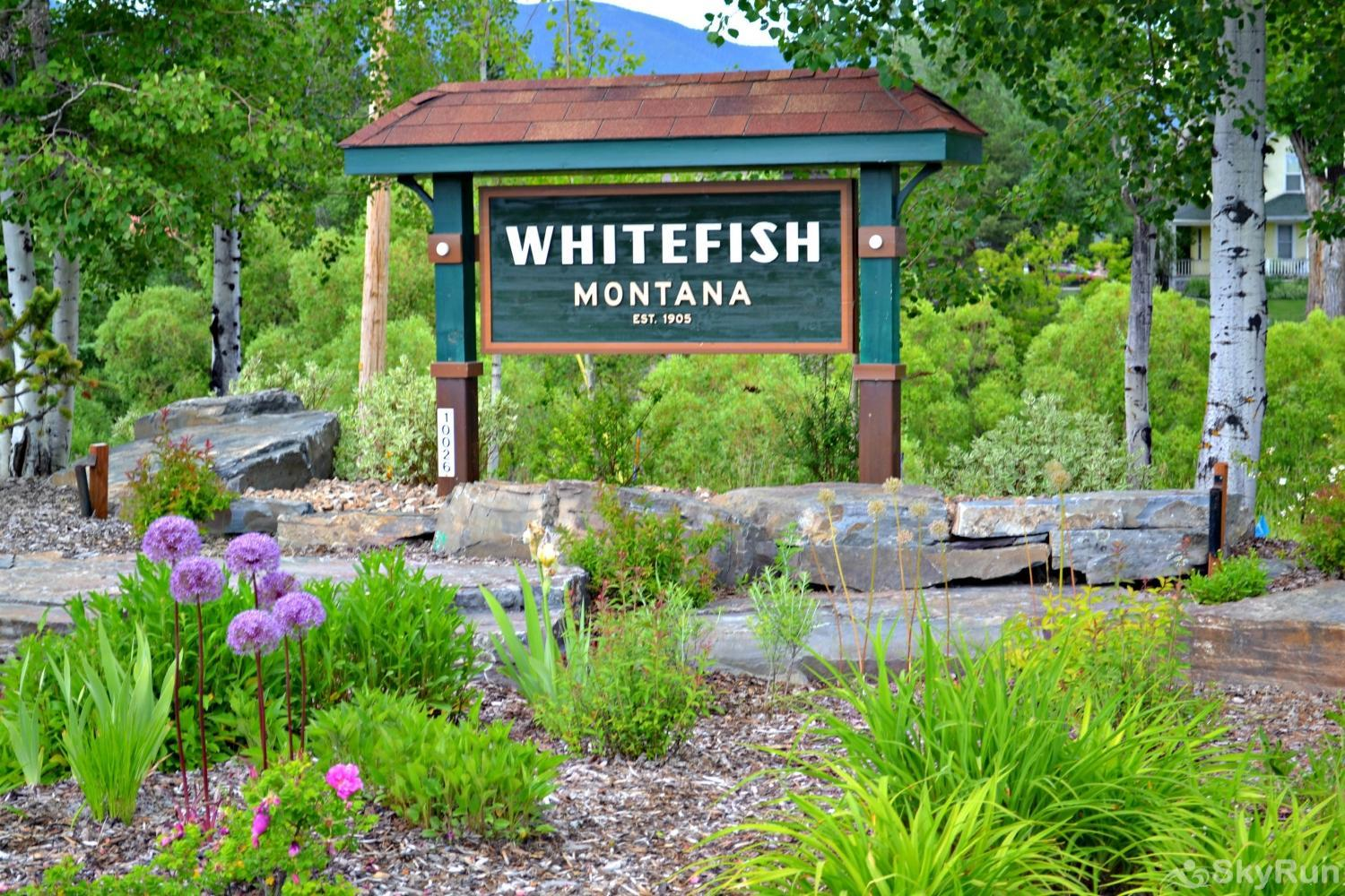 The Great House at Stillwater Mountain Lodge Enjoy Whitefish