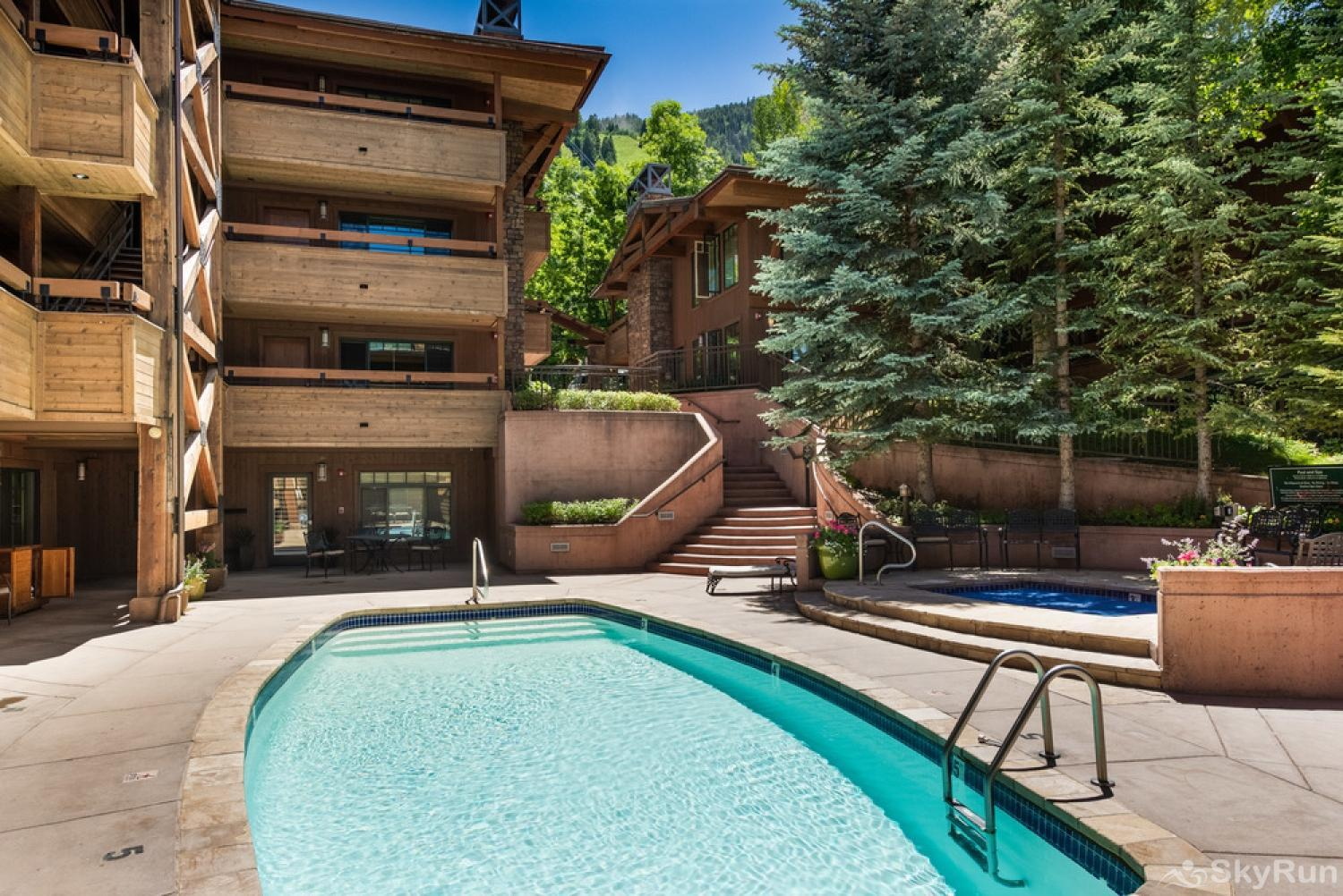 718 S. Mill St. Fasching Haus #4 SkyRun Fasching Haus #4 Pool and Hot Tub