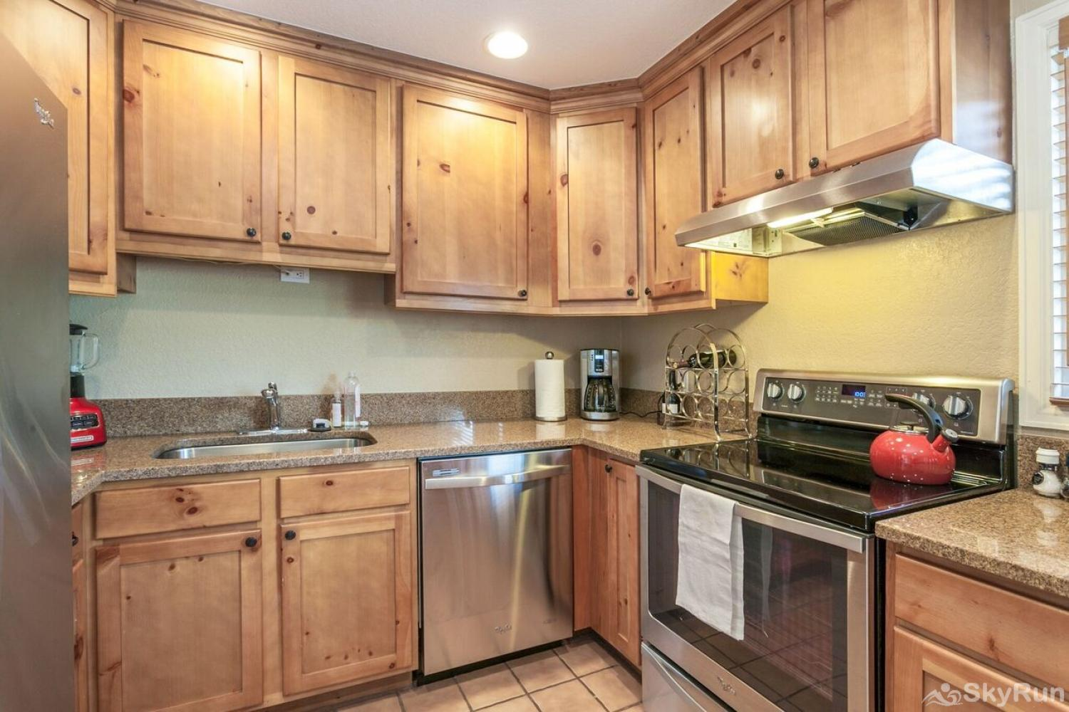 J1 Meadow Creek Condominiums Kitchen b