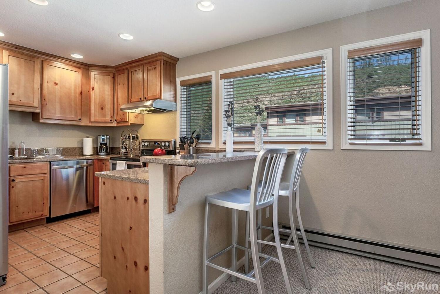 J1 Meadow Creek Condominiums Kitchen a
