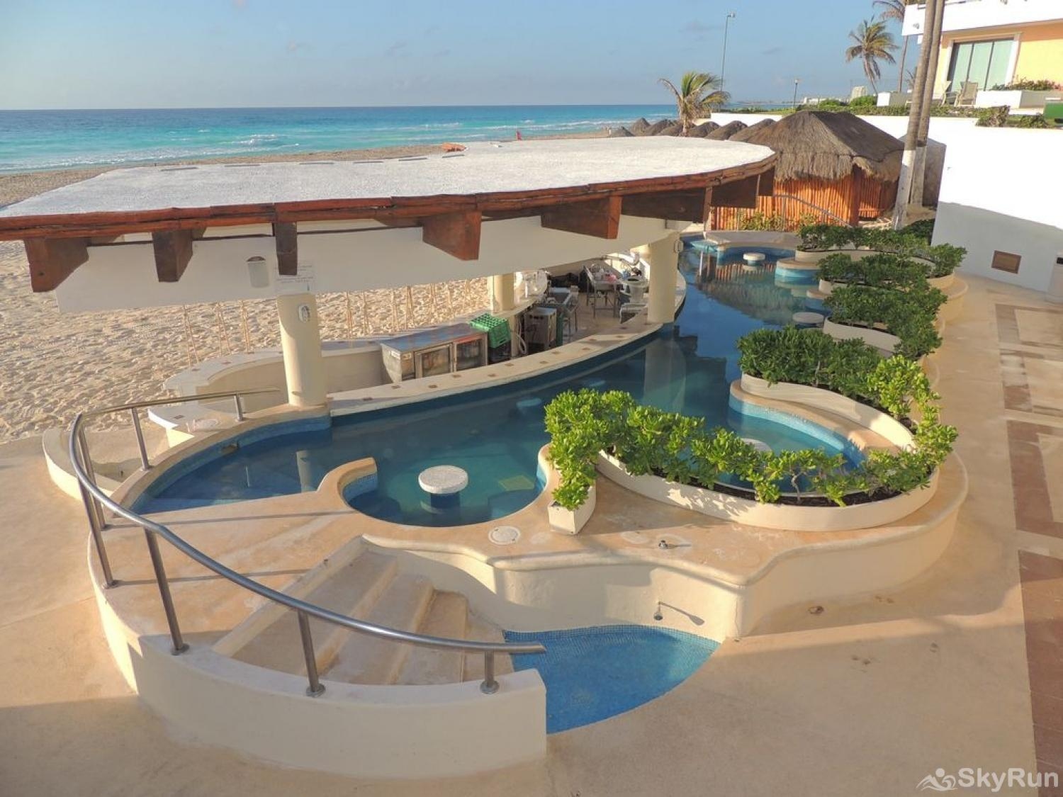 New Hotel Room Cancun Beachfront besides Private Villa , at Omni Resort Kinich Villa 33