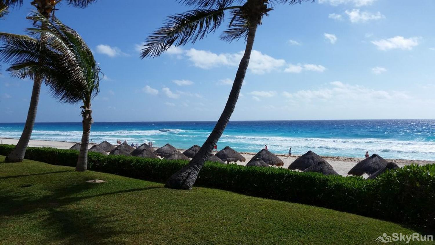 New Hotel Room Cancun Beachfront besides Private Villa , at Omni Resort Kinich Villa 33 Beach garden view