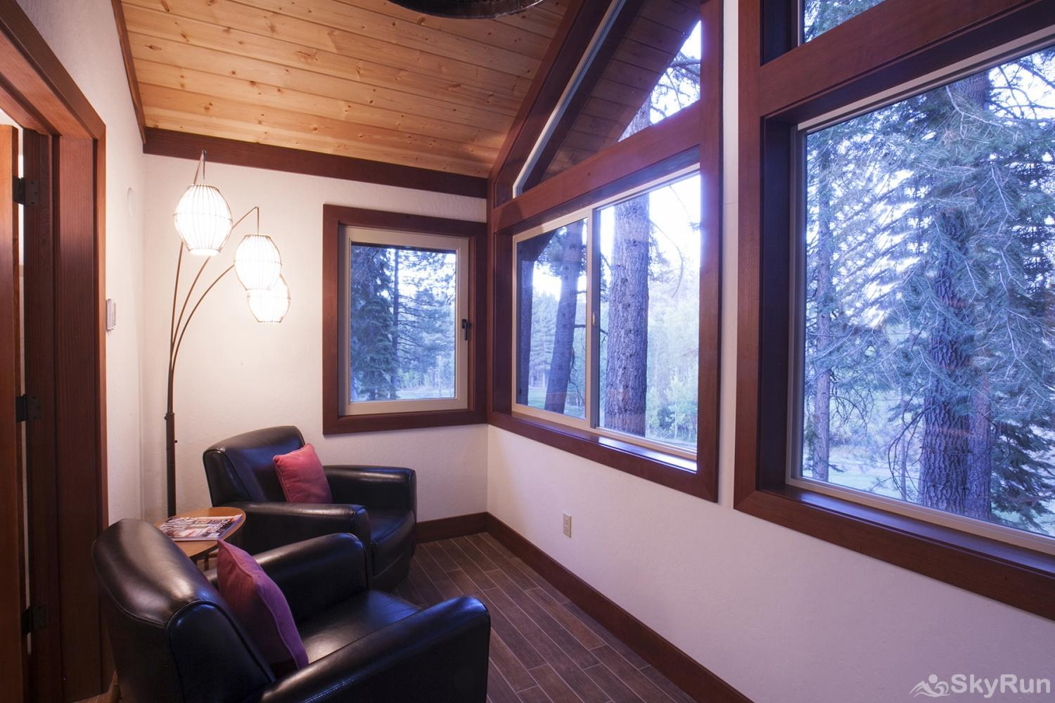 Northstar Luxury Lodgepole Retreat Master Ensuite Bedroom 2 - Sun Room