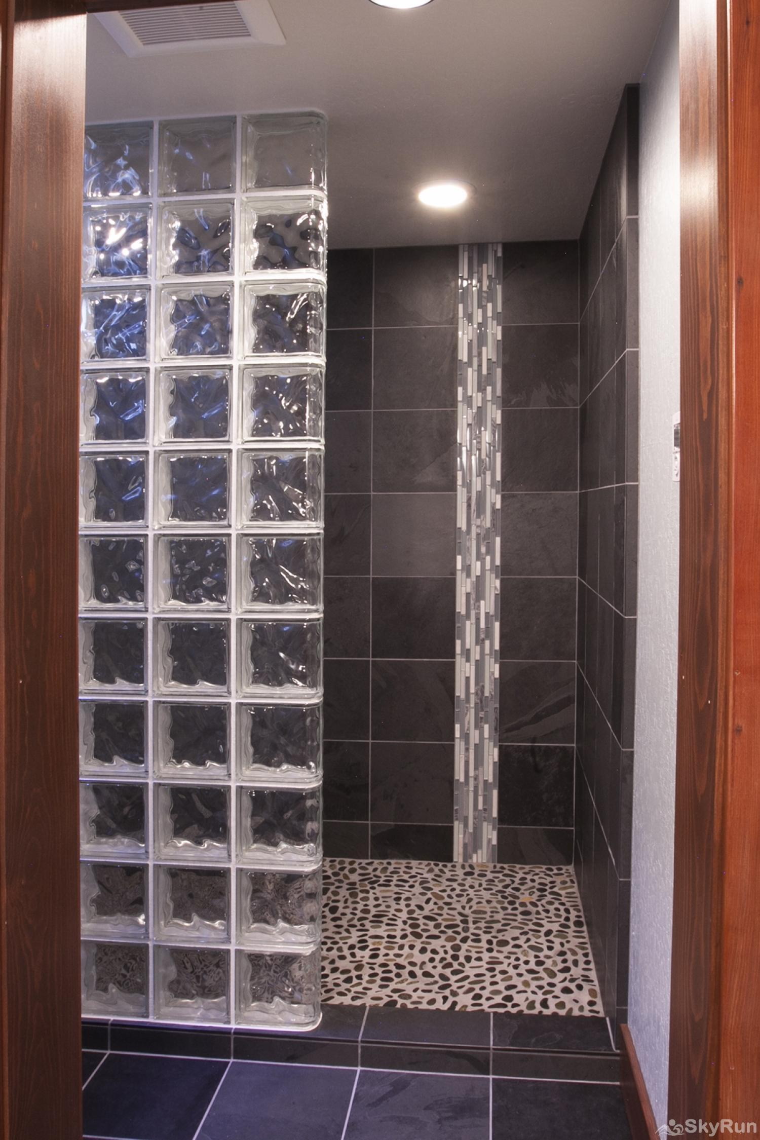 Lodgepole Northstar Luxury Home Master Ensuite 1 Shower