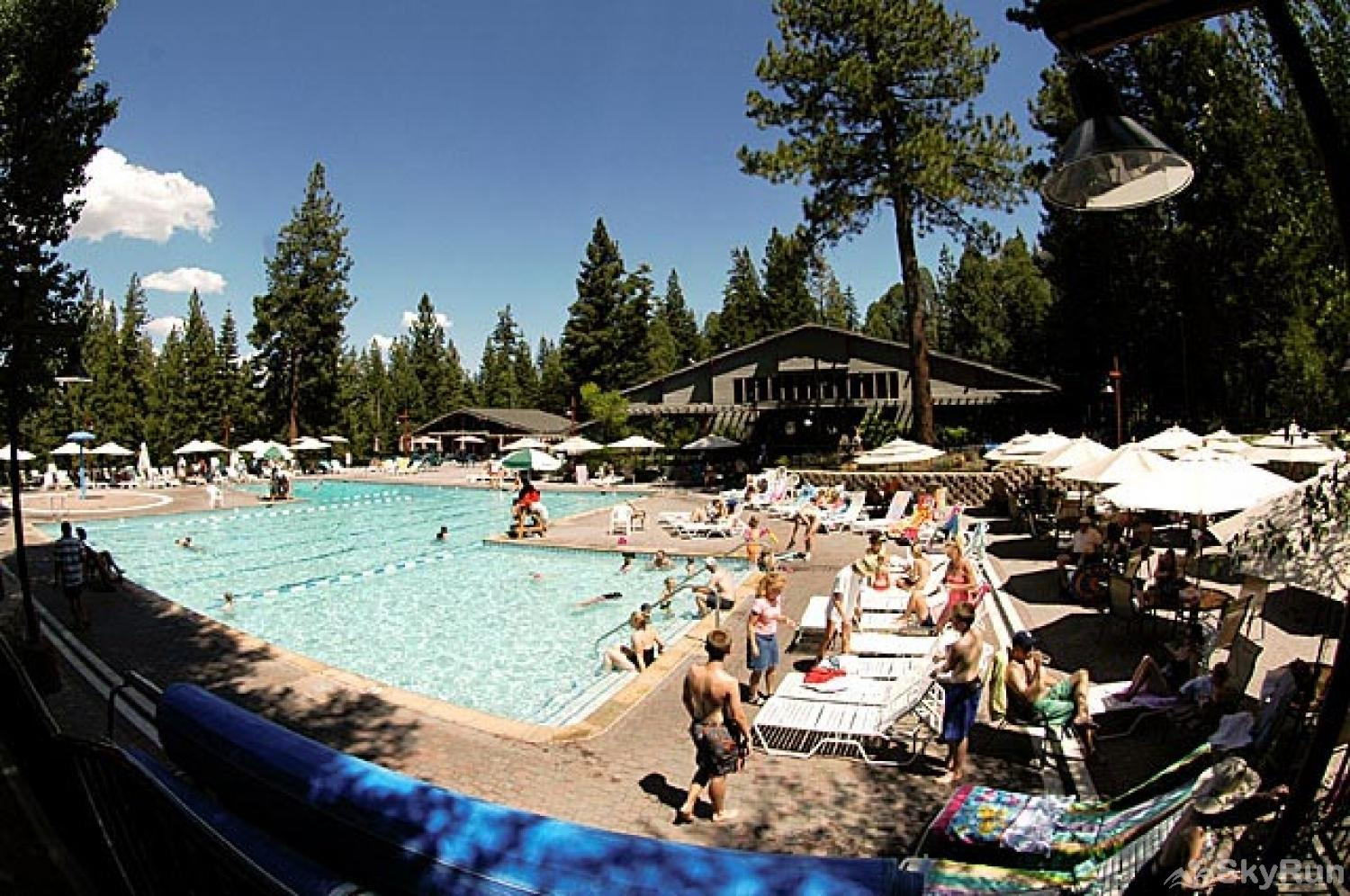Northstar Luxury Lodgepole Retreat NPOA Recreation Center - Pool
