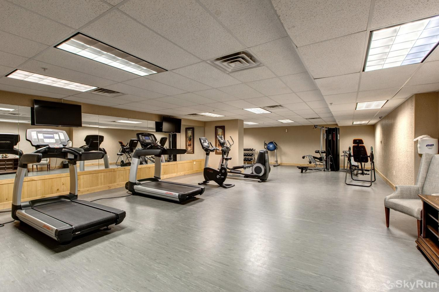Silverado Lodge 226 Fitness Center