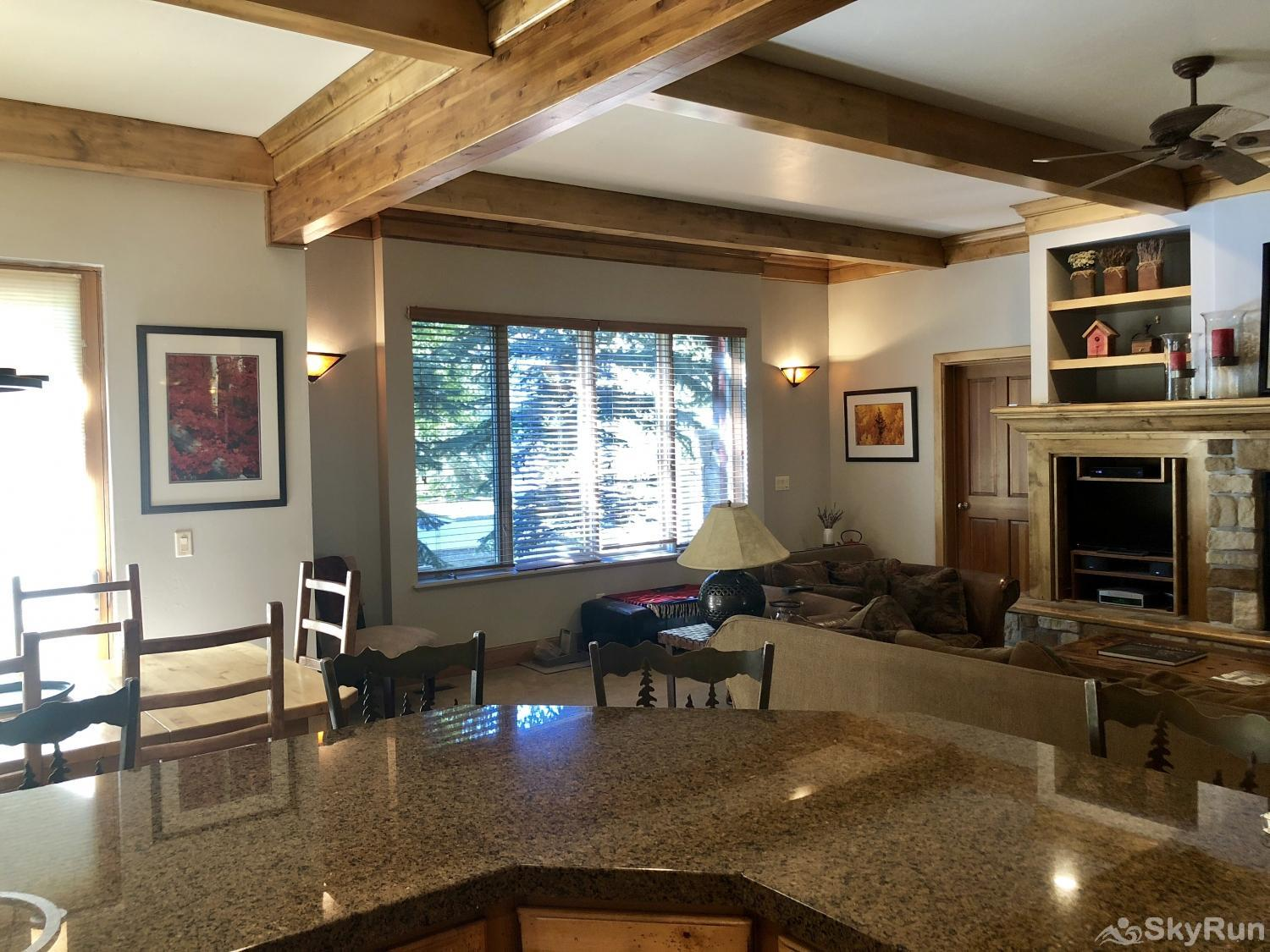 Telemark Ski Home. 5 Bedrooms. Sleeps 12