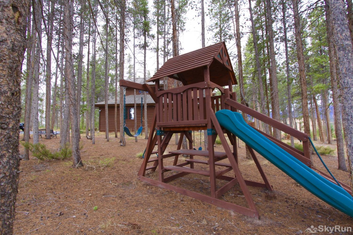 Juniper House Private playground