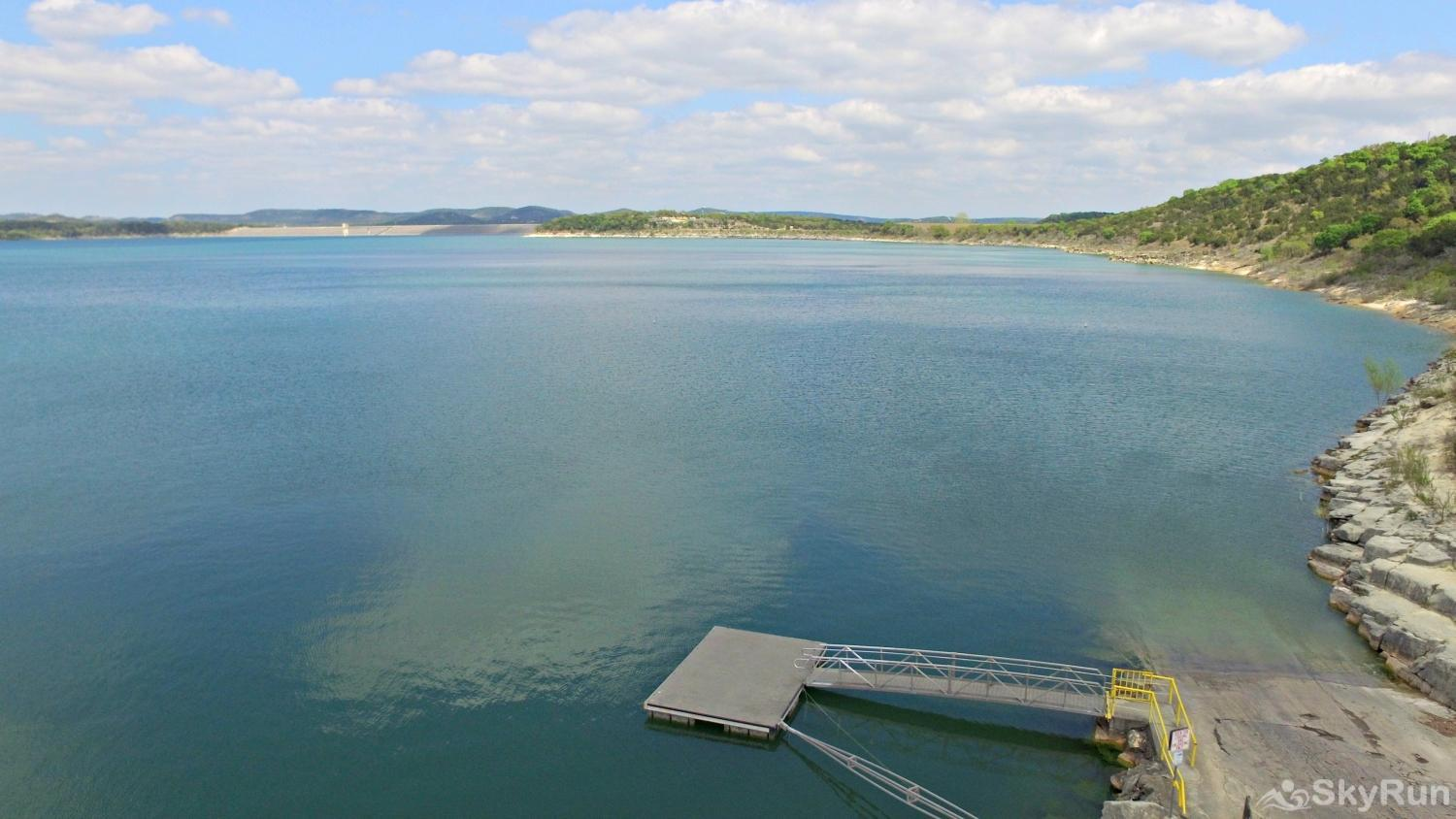 BRAUN RIO One of many free, public boat ramps at Canyon Lake