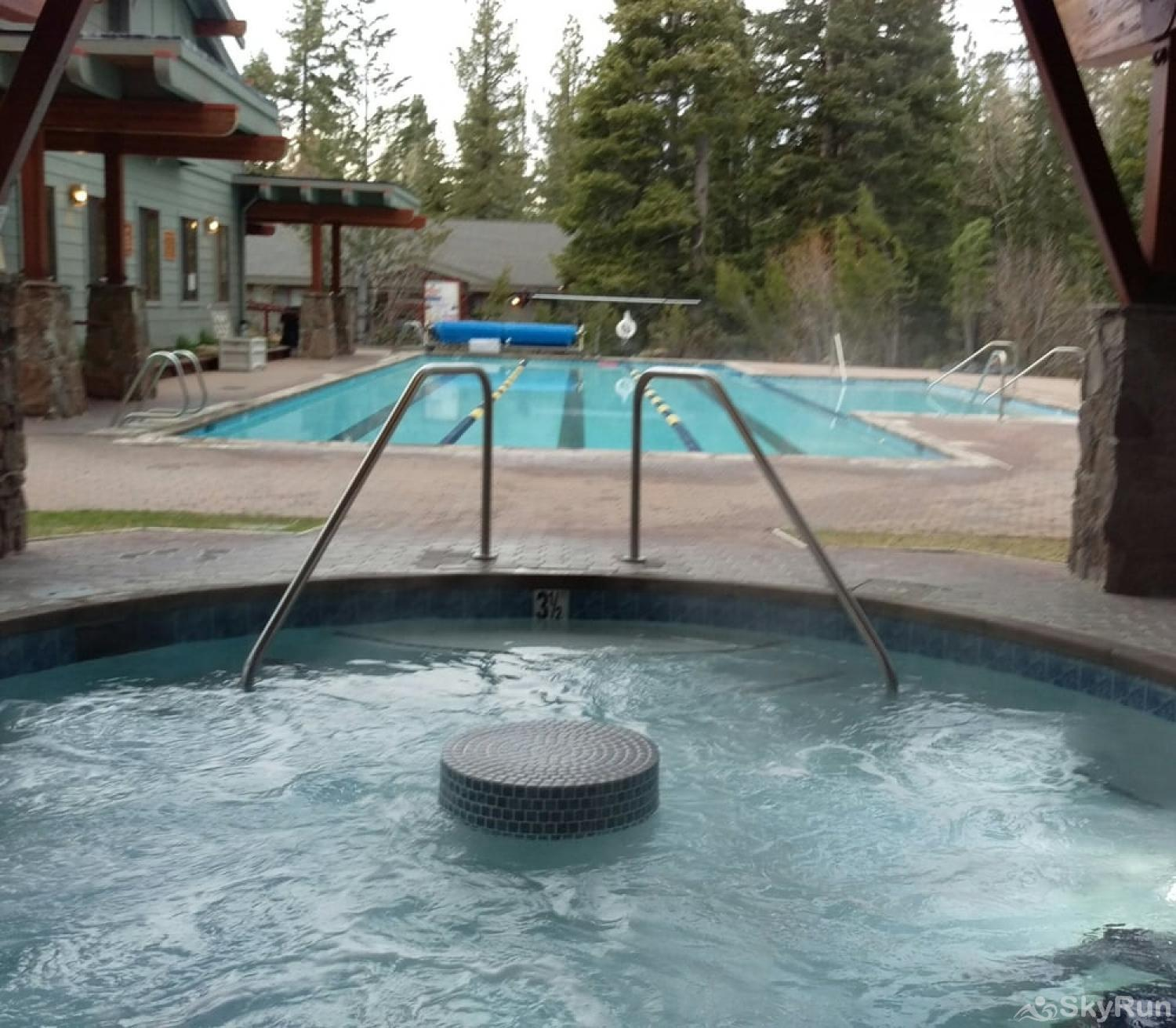 Bear Lodge at Northstar NPOA Recreation Center Pool/Spa