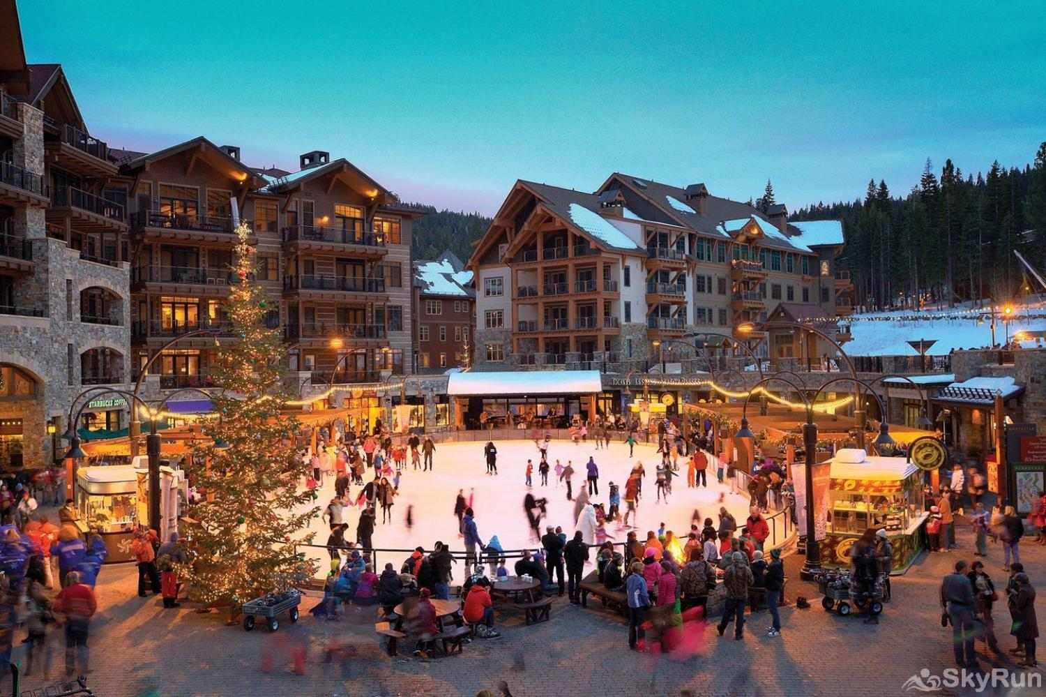 Bear Lodge at Northstar The Village at Northstar - Ice Rink