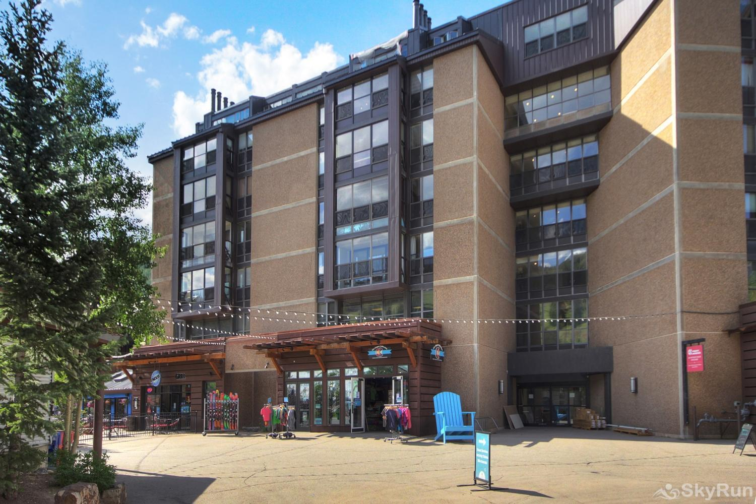 MP526S and MP524H Mountain Plaza 1BR