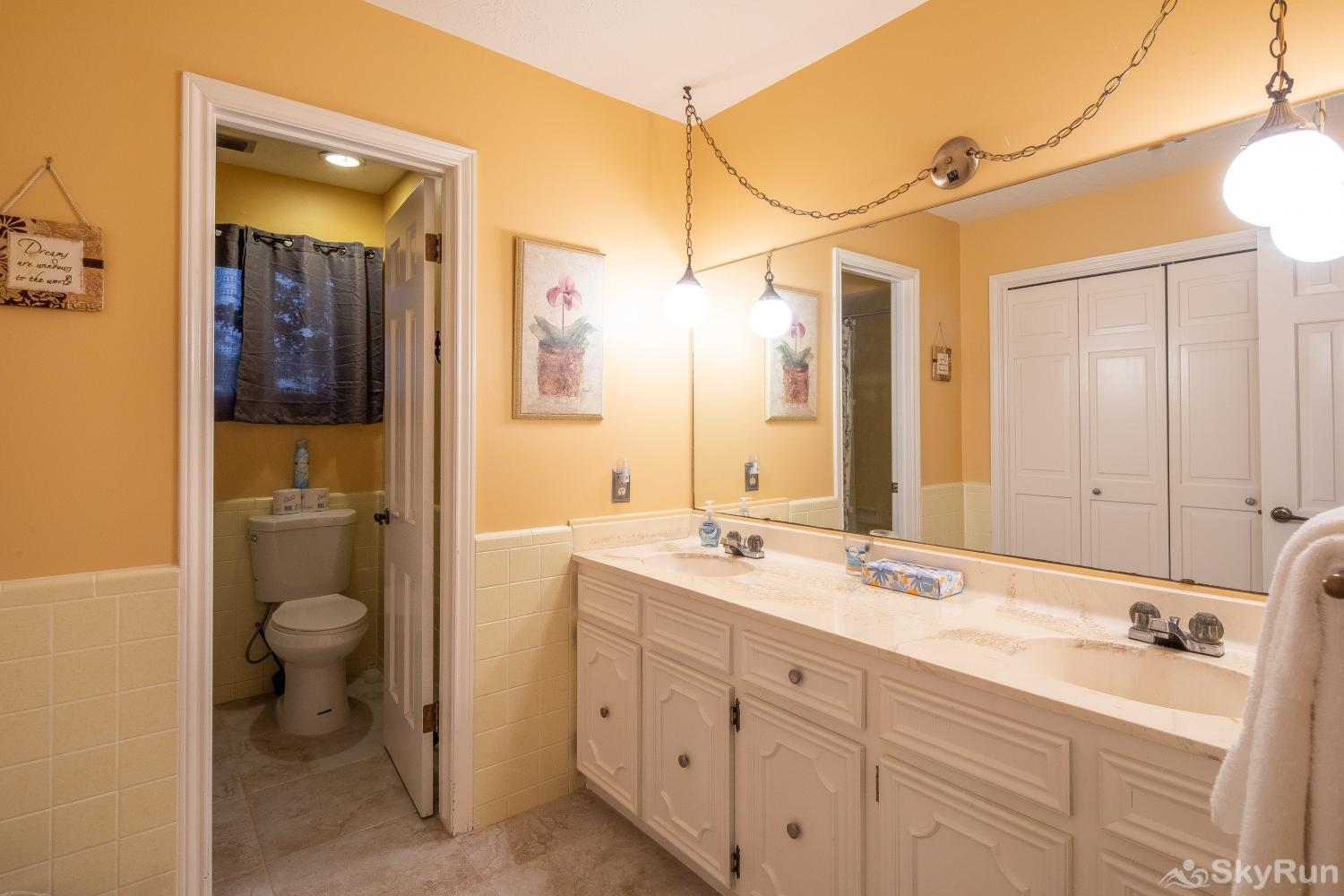 VALLEY VIEW Second full bathroom