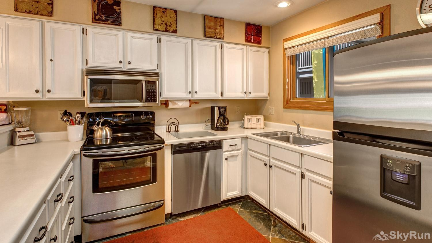 Snow Flower 22 Beautiful Stainless Kitchen