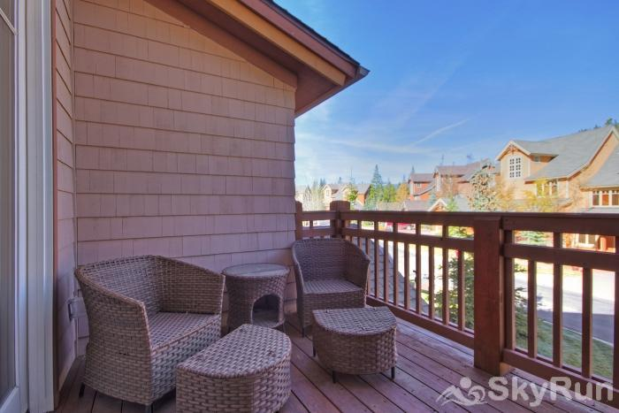 6509 Settlers Creek Townhomes Deck