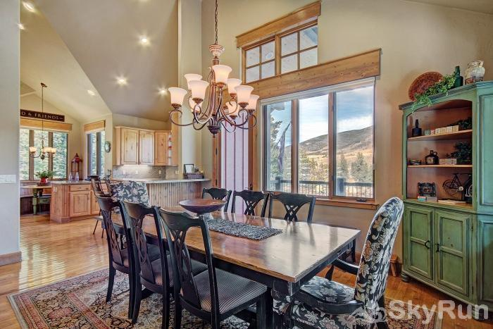 170 Elk Circle Dining Room