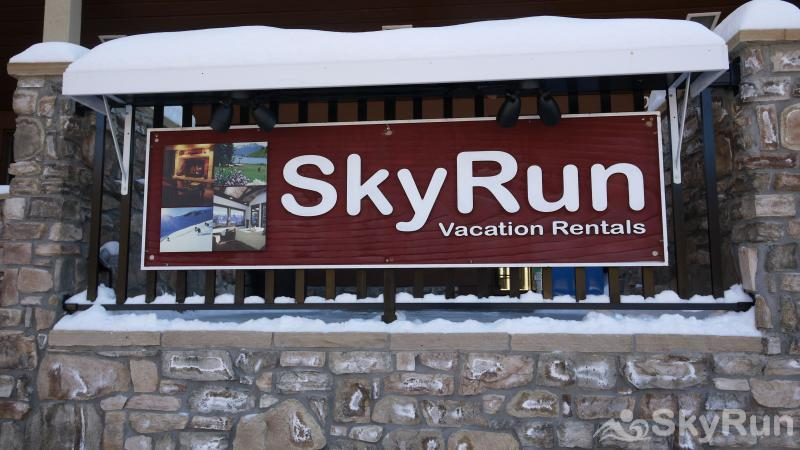 39C Union Creek Townhomes West Thank you for choosing SkyRun!