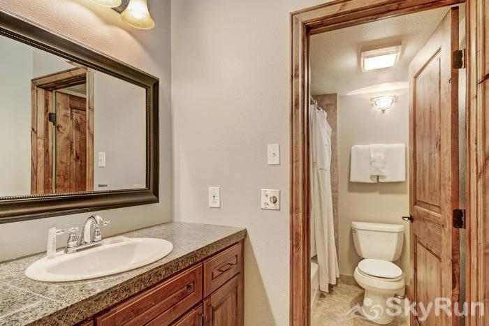 2140 The Pines Guest Bathroom