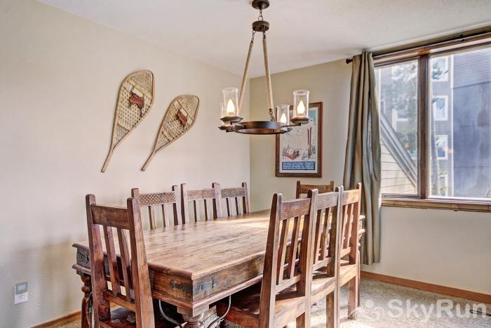 2140 The Pines Dining Area