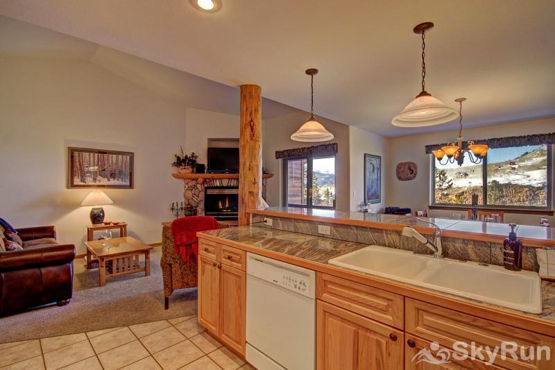 127 Lookout Ridge Kitchen