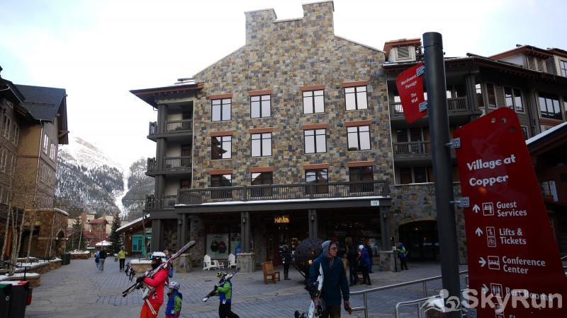 TL505 Telemark Lodge 1BR 2BA Center Village Shopping