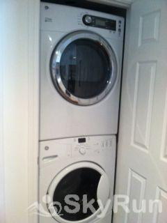 Slopeside Pico Condo Washer/dryer in condo