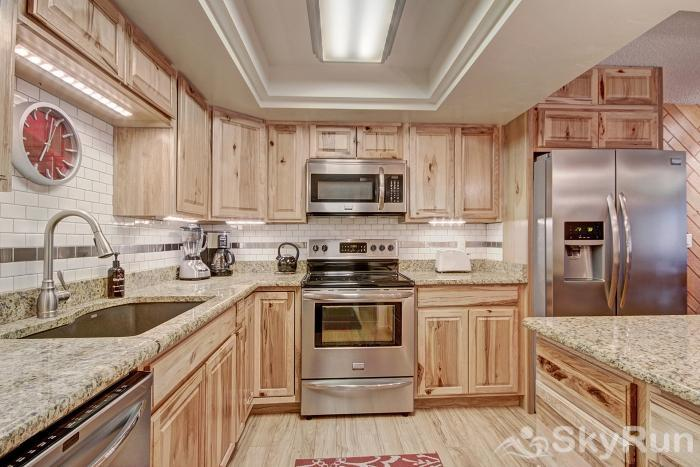 BE108 Bridge End Beautiful Fully Equipped Kitchen