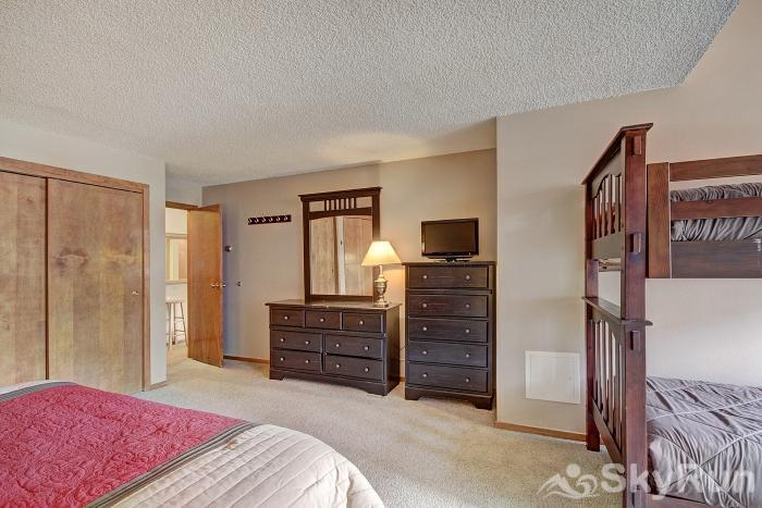 VS549 Village Square Guest Bedroom