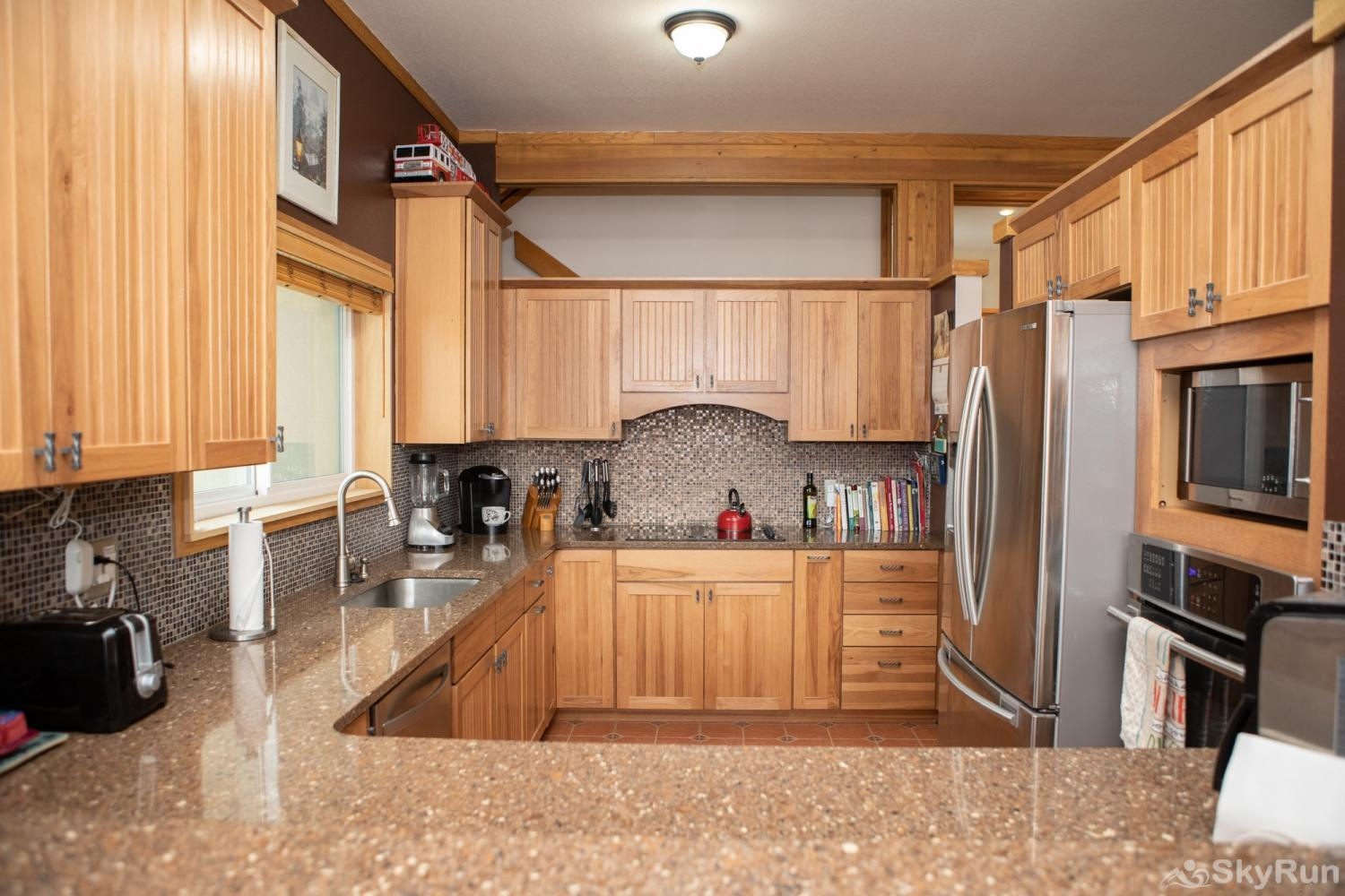 16 Chambertin Townhomes Kitchen