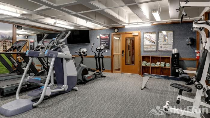 Sundial B217 Workout Room
