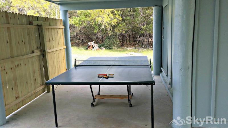 LAKEPOINT LOOKOUT Ping Pong Table