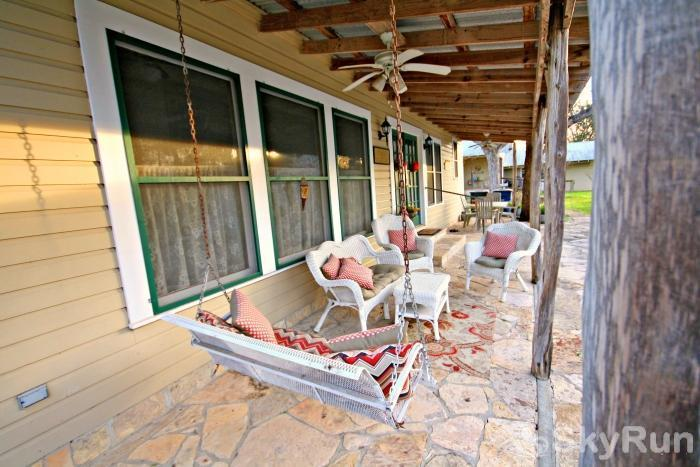 BLESSING HAUS Book Your New Braunfels Vacation Today!