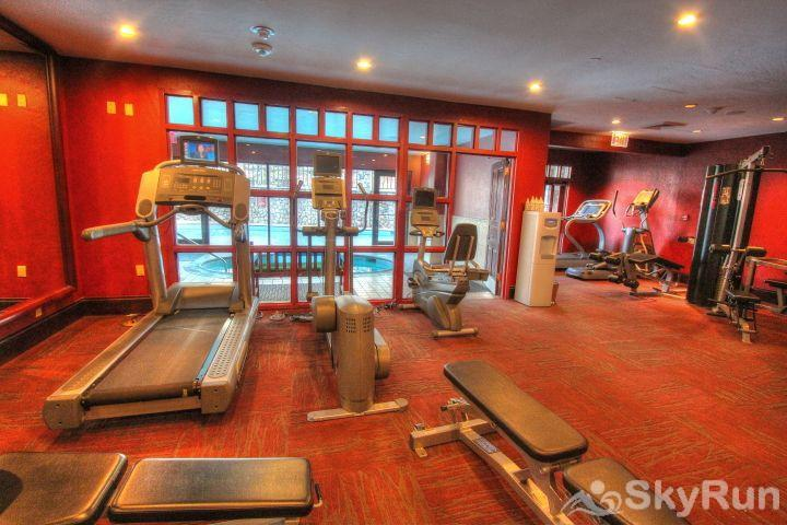 414 Beaver Creek Lodge Luxury Suite Very Cool Workout Room