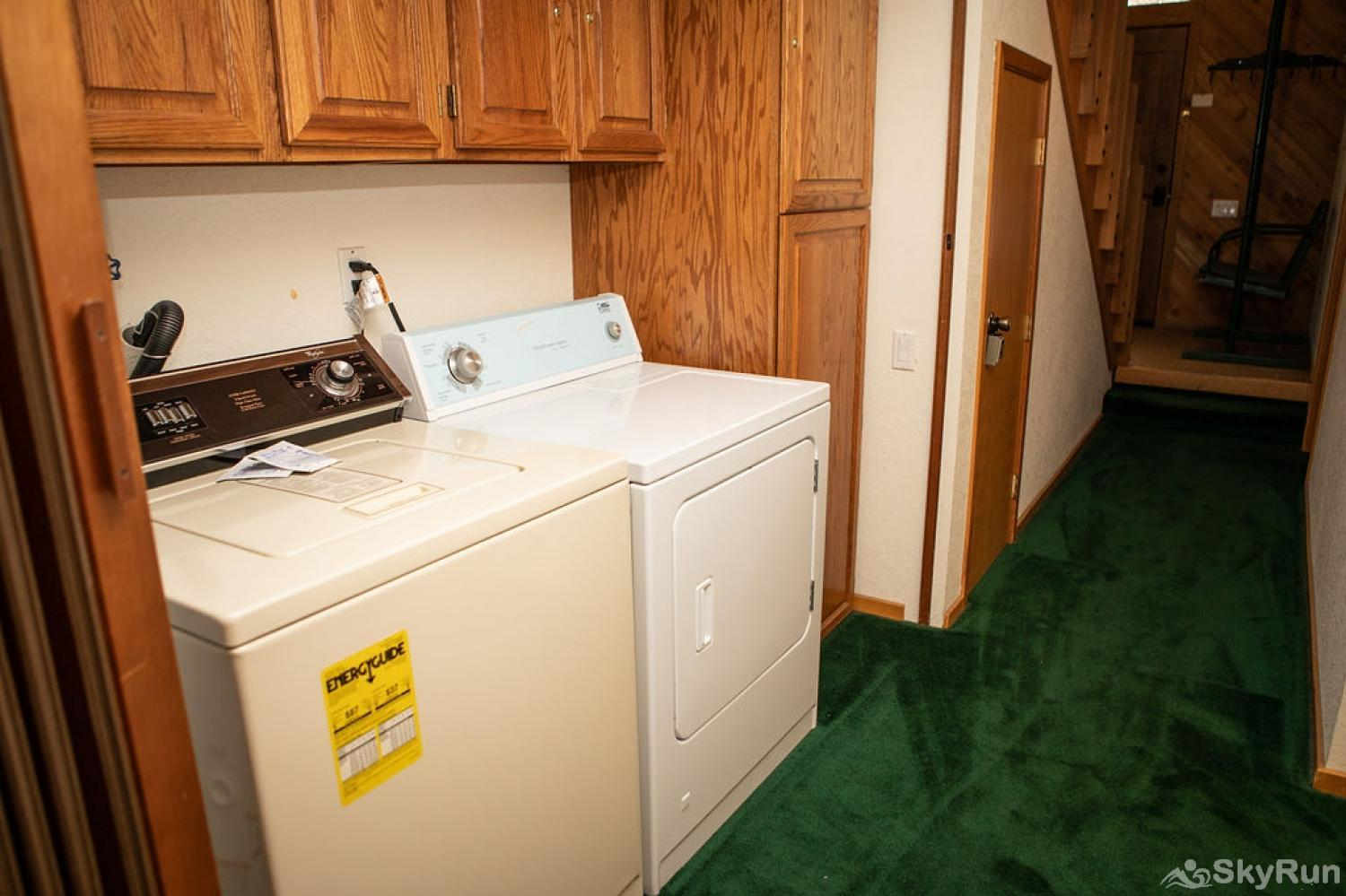 187 Ridgepoint Washer/dryer