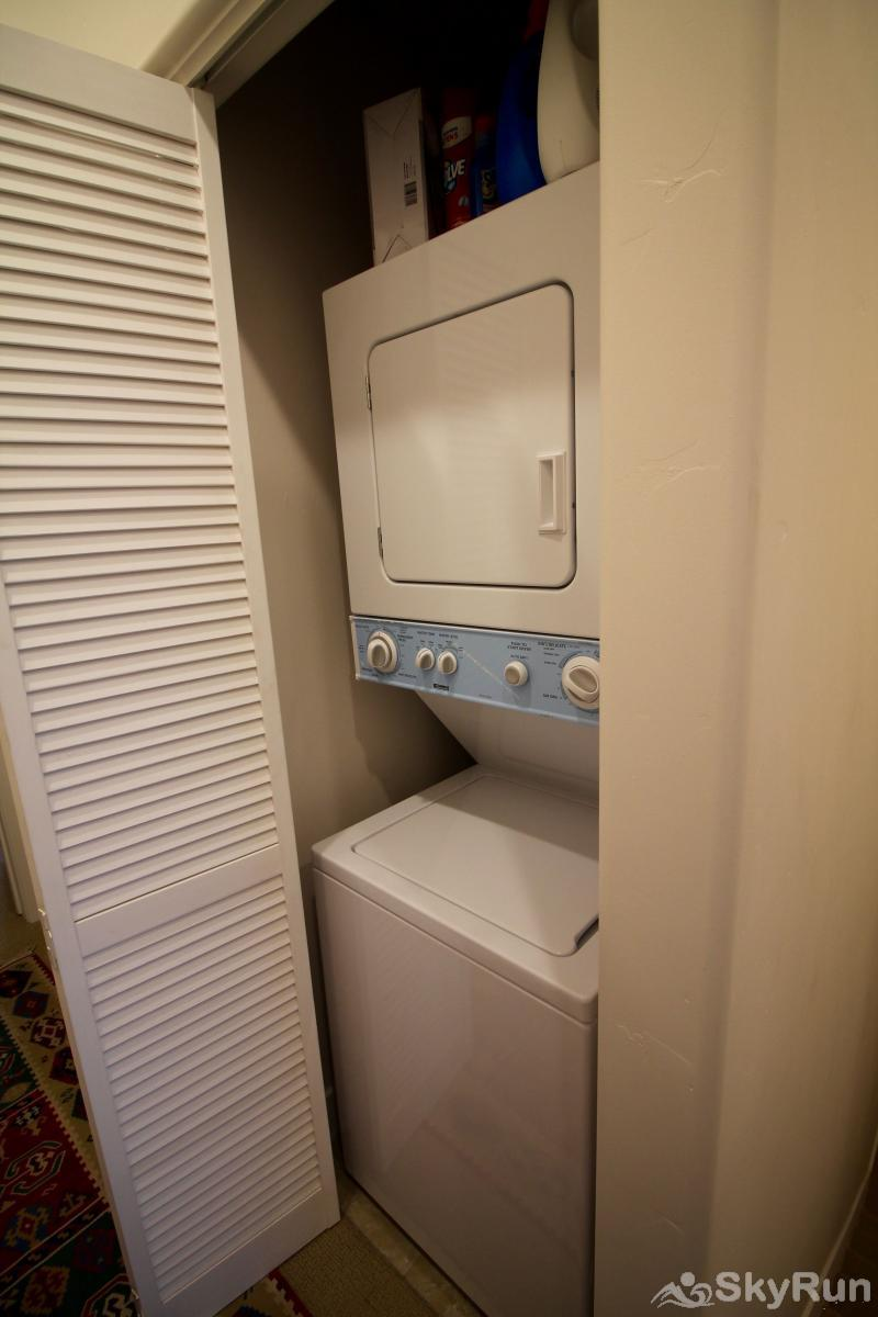 38 Newpark In Unit Washer Dryer